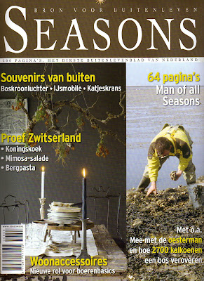 Seasons n°8 magazine néérlandais