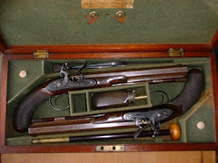 Mantons duelling pistols