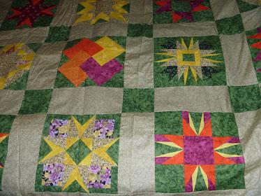 Mi primer trabajo de patchwork