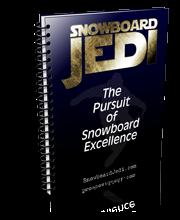 Jedi Snowboarding
