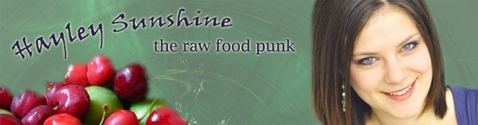 Raw Food Punk: Eating Healthy with Easy Raw Food Recipes