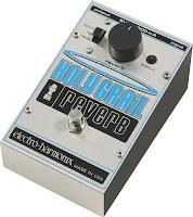ehx holy grail reverb pedal