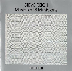 STEVE REICH - music for 18 musicians // 1978
