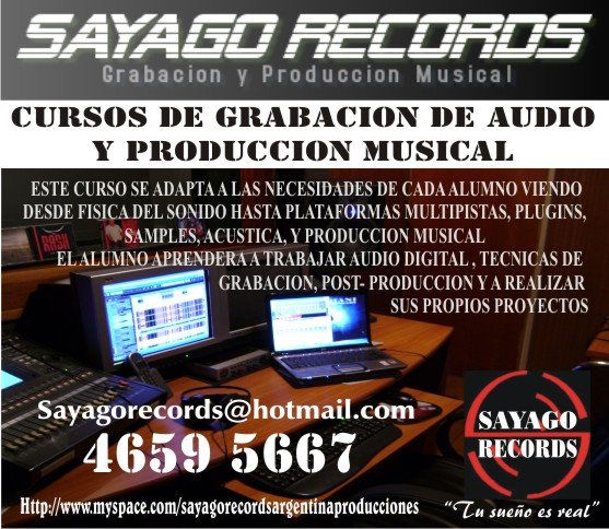 sayago records