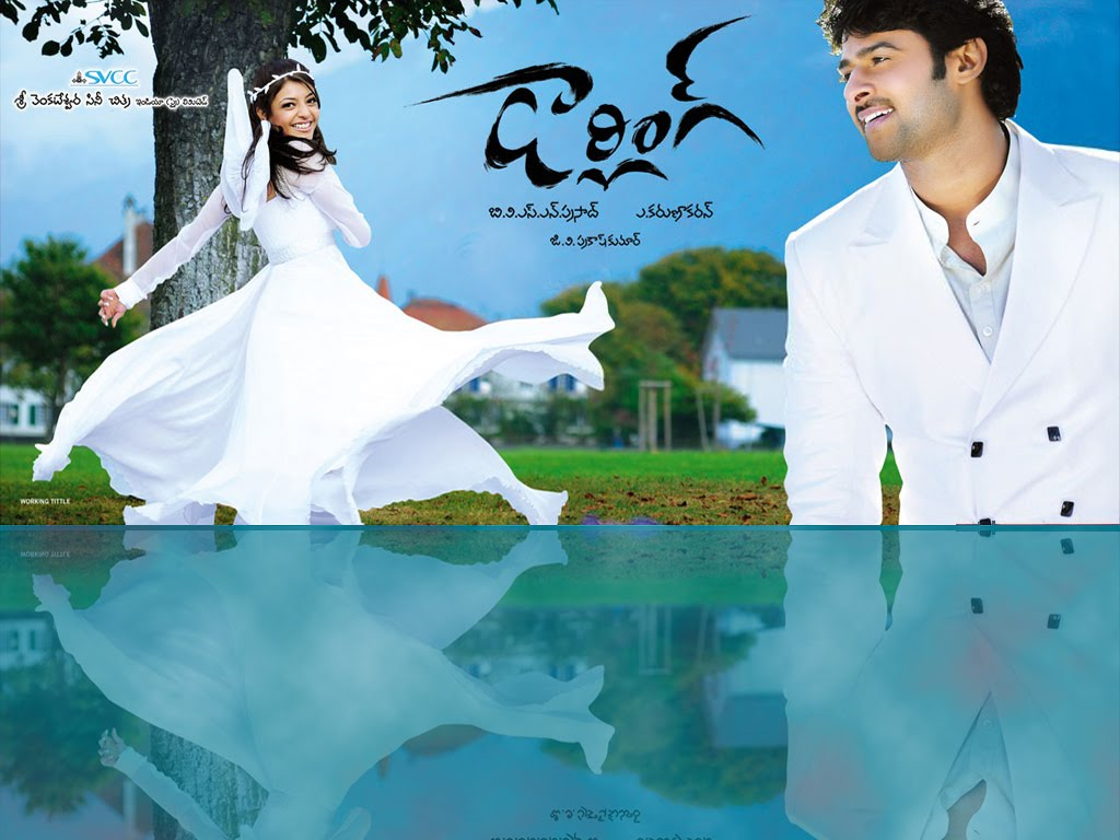 Prabhas Darling Movie wallpapers. Labels: Telungu Movie Wallpapers