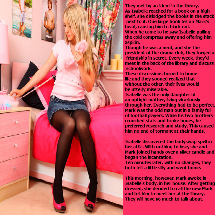 Forced Feminization Picture Captions http://tgmixdown.blogspot.com/2009_11_01_archive.html
