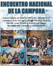 12 de Junio - Encuentro Nacional de La Cámpora