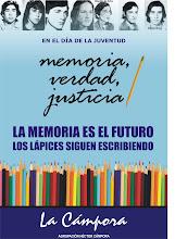 Memoria, Verdad y Justicia.