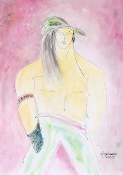 Chan Li, el cazador de pensamientos sublimes