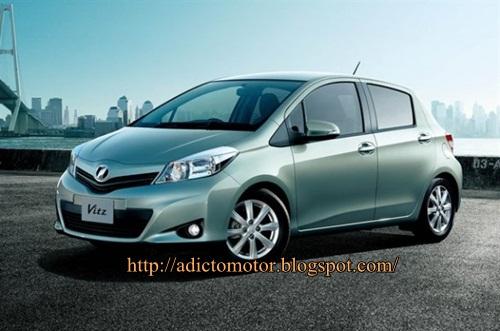 Toyota Yaris 2011 Primeras fotos