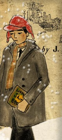 a literary analysis of the catcher in the rye and the character holden The catcher in the rye homework help questions what is the significance of jane in the catcher in the rye and why doesn't holden ever try to jane is a character who we never actually meet in.