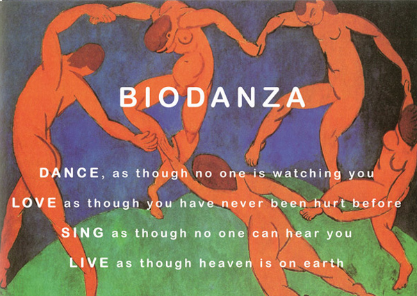Ontdek Biodanza
