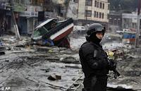 Chile Indonesia Aquila Cuba Earthquake