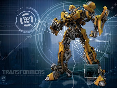 bumblebee from transformers. BumbleBee (Transformers