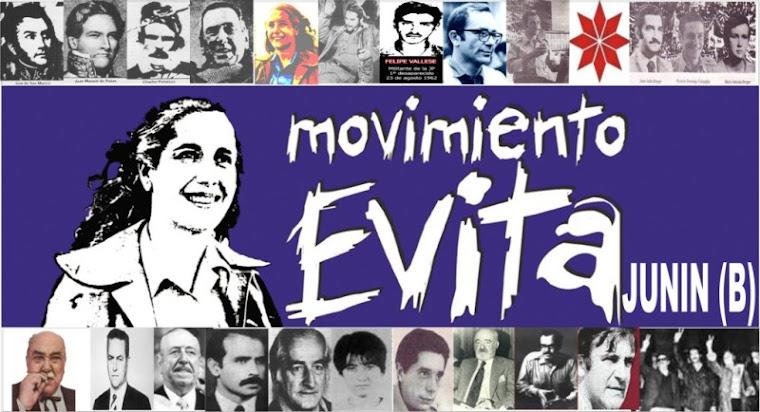 Movimiento Evita  Junin