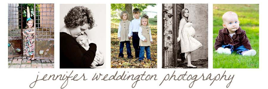 Jennifer Weddington Photography