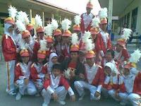 Arsyil dan Drum Band Gempita Smansa