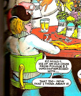 So Buck Godot and Phil Foglio go into a bar...