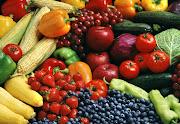 ¿Cómo puedes optimizar tu consumo de frutas y verduras? comida nutrenatal