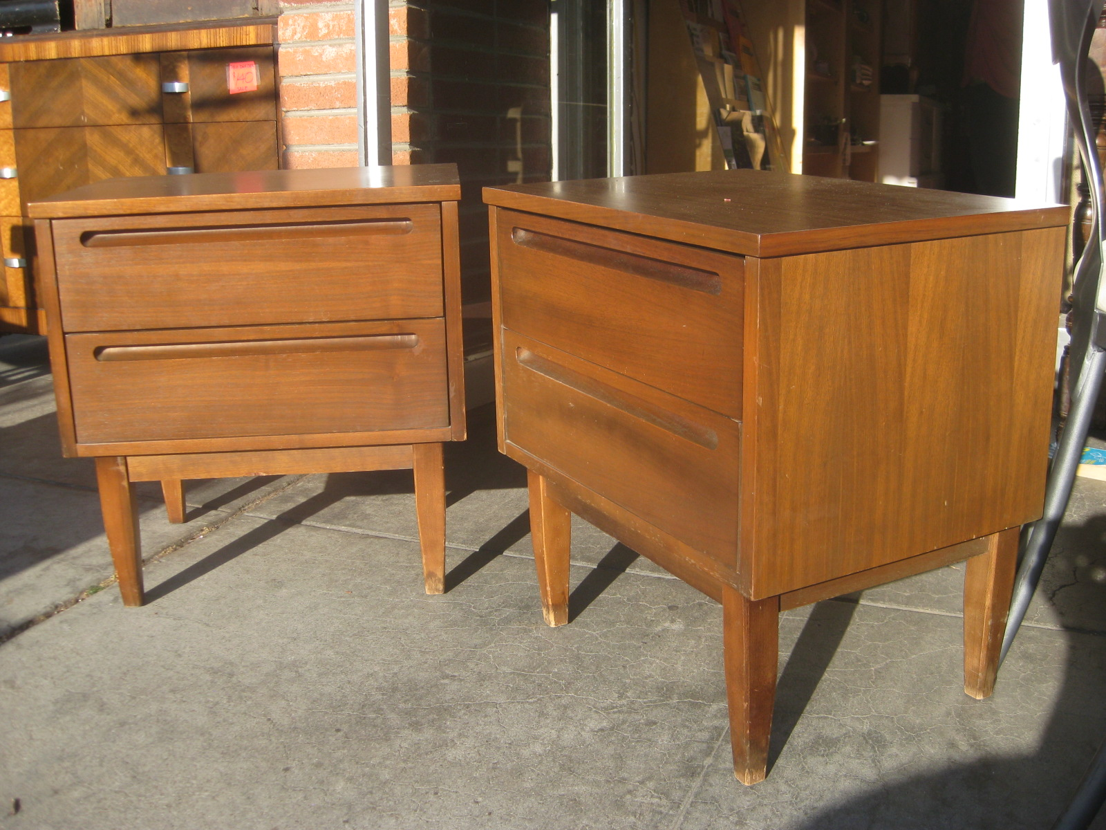uhuru furniture collectibles sold danish bedroom set
