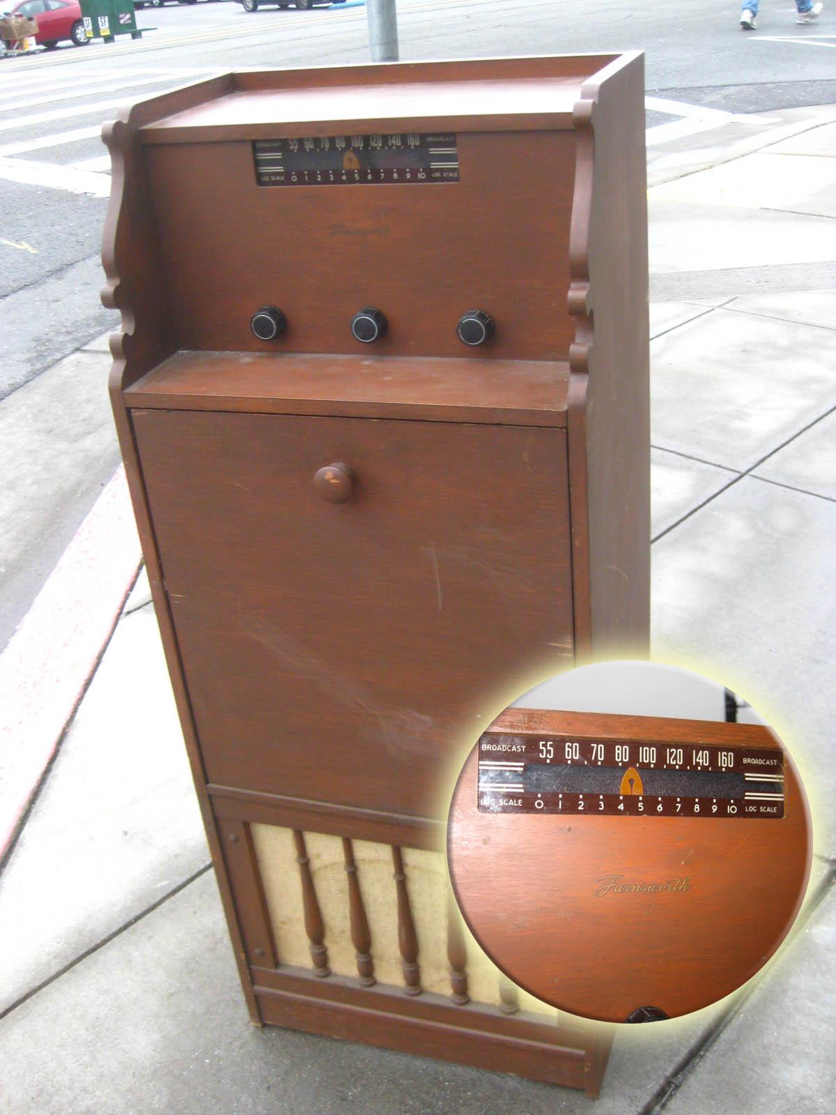 UHURU FURNITURE Amp COLLECTIBLES SOLD Farnsworth Antique