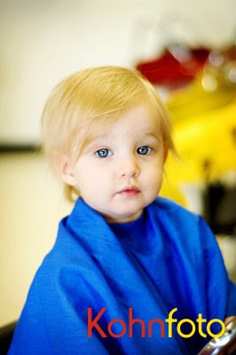 Kohnfoto Photography: My Baby's First Haircut