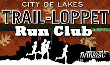 This is the City of Lakes Run Club Blog!