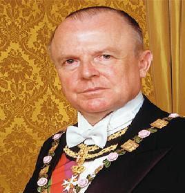 Sua Alteza Imperial e Real,o Senhor Dom Luiz de Orleans e Bragança,Chefe da Casa Imperial do Brasil