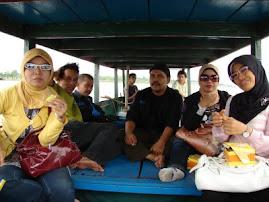 Menyisir Sungai BataNG hARI