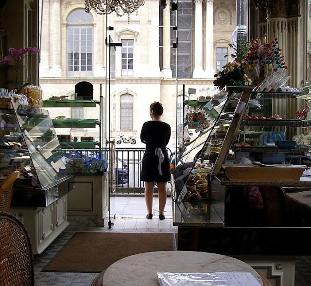 Paris deconstructed angelina tea salon - Salon de the angelina paris ...