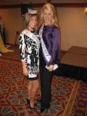 With Heather Lehman, Miss Delaware 2009