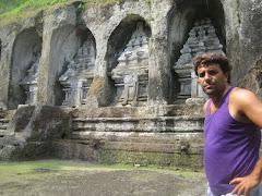 במקדש הינדו
