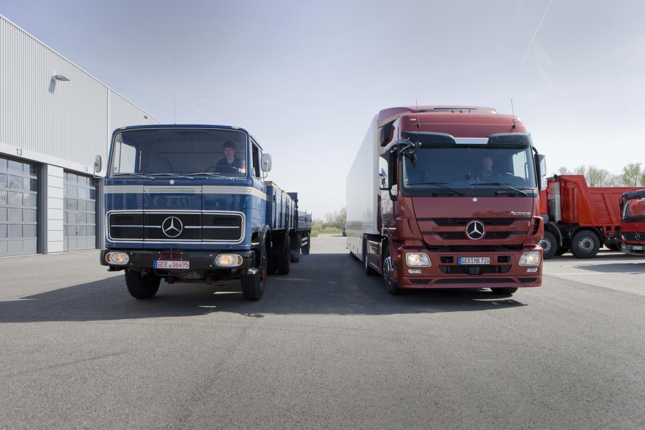 videos de camiones mercedes benz 1620