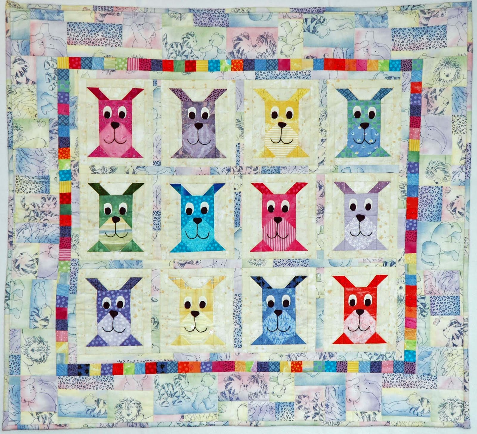 TommyandJimmy: Baby quilts
