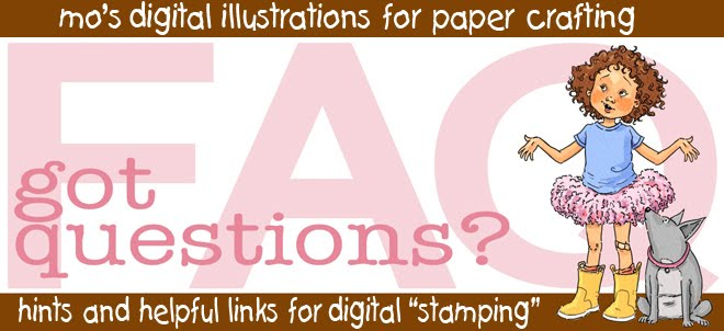 digital stamp FAQ