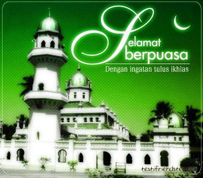 Selamat Menyambut 1 Ramadhan 1430 Hijrah