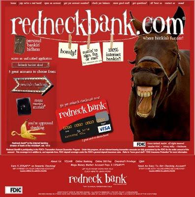redneckbank.com