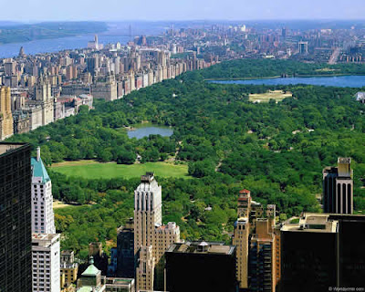 central park de Nueva York (Estados Unidos)