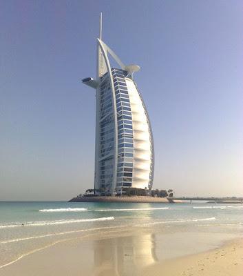 hotel Dubái 7 estrellas