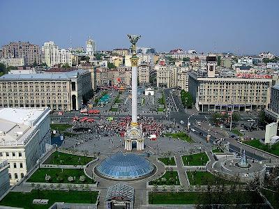 Ucrania Kiev turismo