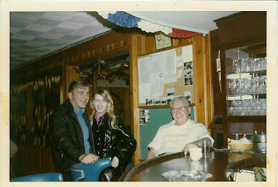 Ken and Karen Leys & Woody Wood