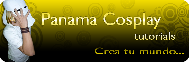 Panama cosplay tutorials