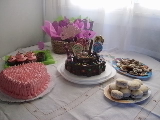 Margarita elena reposter a artesanal mesa dulce para for Mesas de dulces infantiles