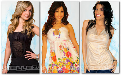 Conductoras de TV Azteca Noreste - Wallpapers