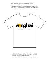 songhai t-shirt