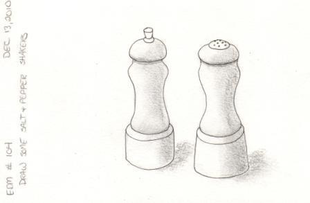 Catharine 39 S Daily Sketchbook Edm 104 Draw Some Salt