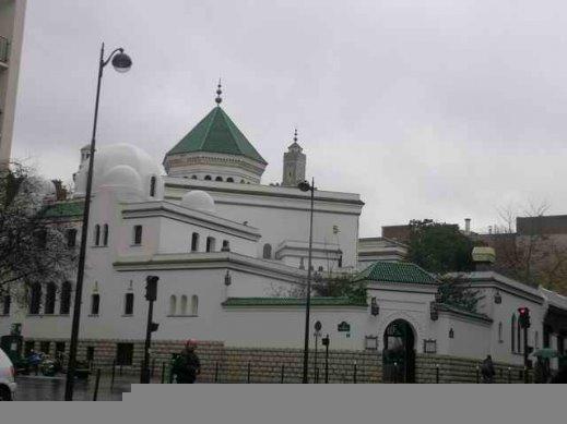 masjid paris perancis