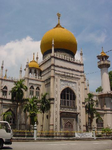 masjid singapura