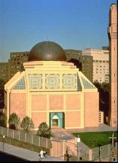 masjid in new york city, USA