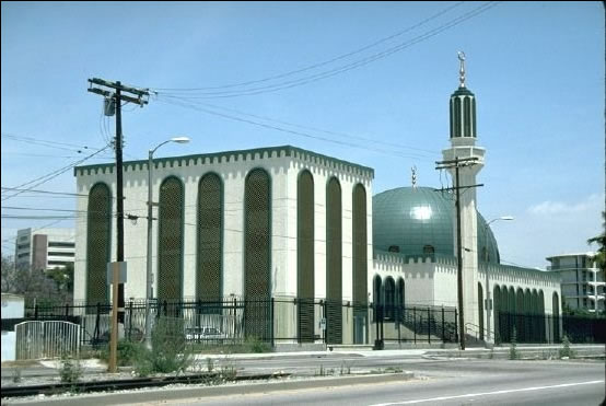 masjid toronto, canada
